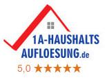 1A Haushaltsauflösung Logo